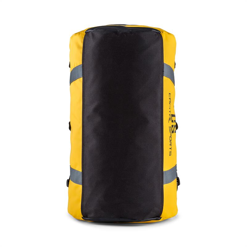 Capital Sports Journ Bolsa de deporte 45l Impermeable Robusta Amarillo