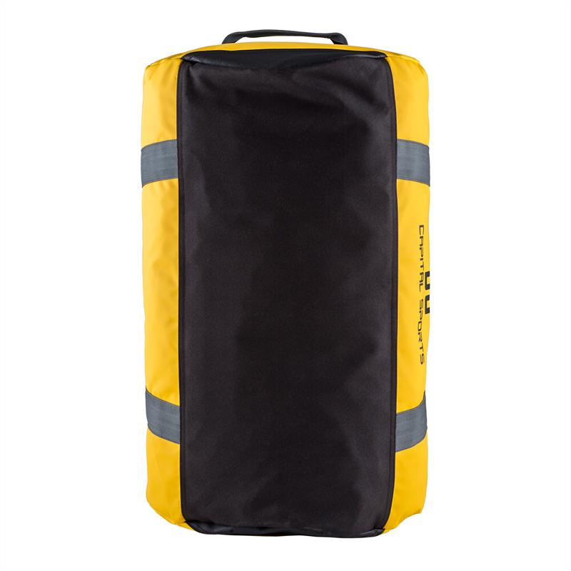 Capital Sports Journ Bolsa de deporte 60l Cil?ndrica Impermeable Robusta Amarill
