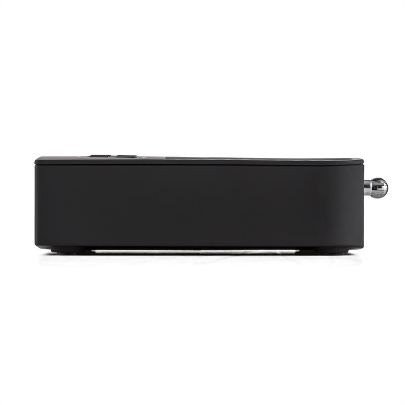 auna Snoozer Radiowecker DAB+ UKW RDS Dual-Alarm Rubber Antenne Batterie
