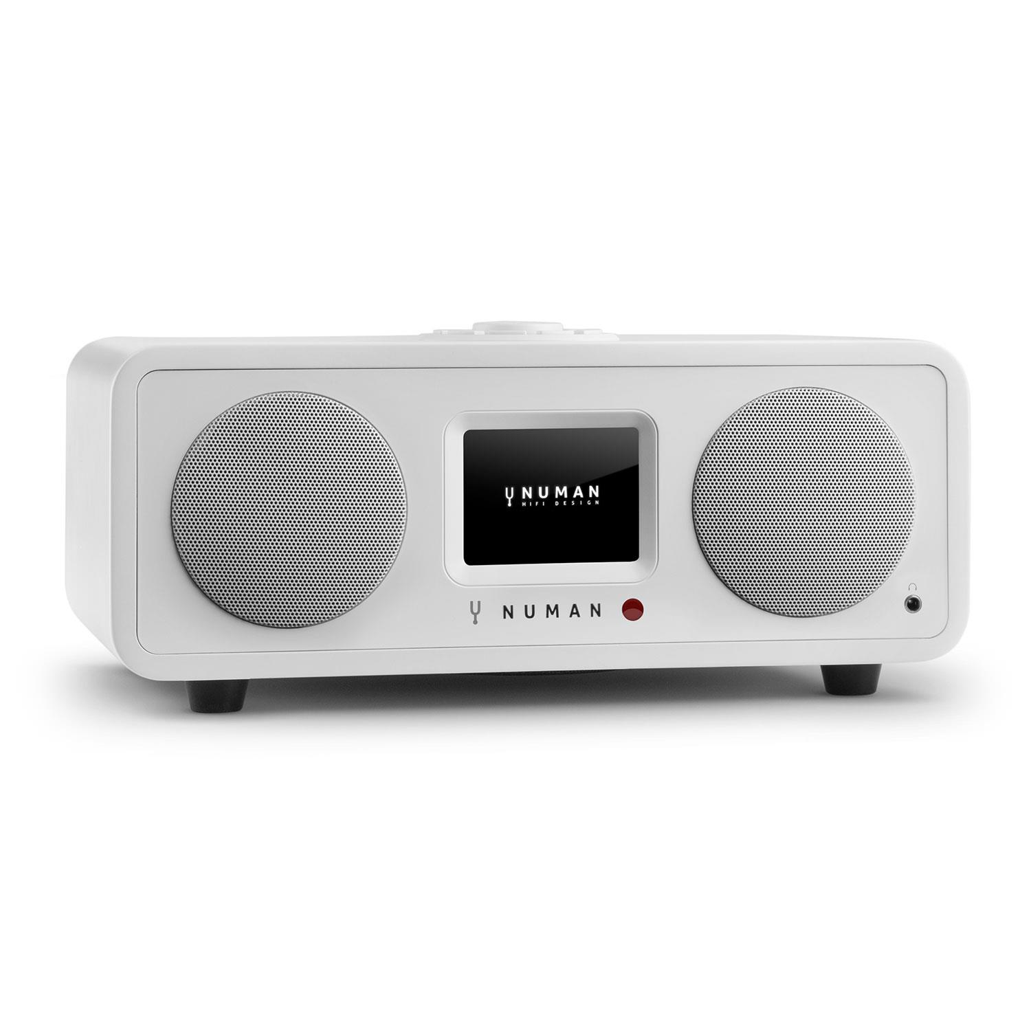 INTERNET RADIO DAB Bluetooth WiFi Spotify Connect FM Alarm Remote ...